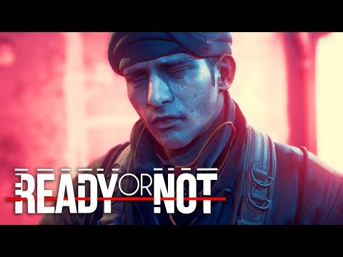 Ready Or Not - Official Gameplay Trailer