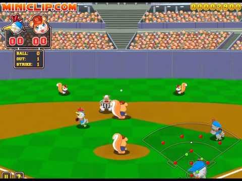 miniclip baseball