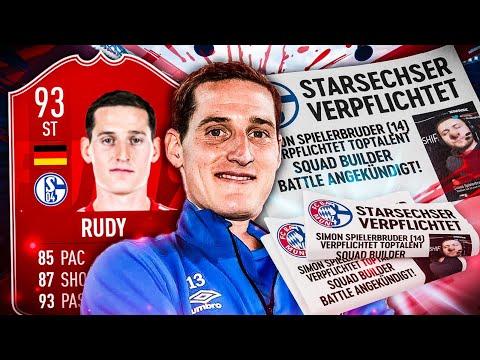 FIFA 19: STAR SECHSER RUDY Squad Builder BATTLE 🔥🔥