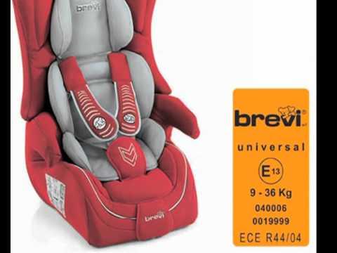 Como colocar correctamente la silla de bebe en el auto