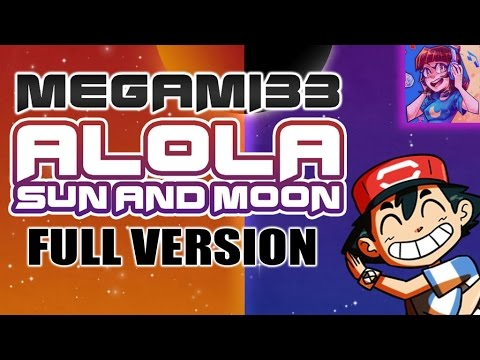 Alola! (Pokémon Sun And Moon) | [FULL ENGLISH COVER]