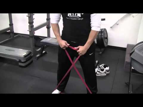 How to Do X Band Walks