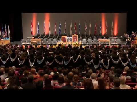 Spring 2016 Convocation Ceremony - Faculty of Arts and Science – 1
