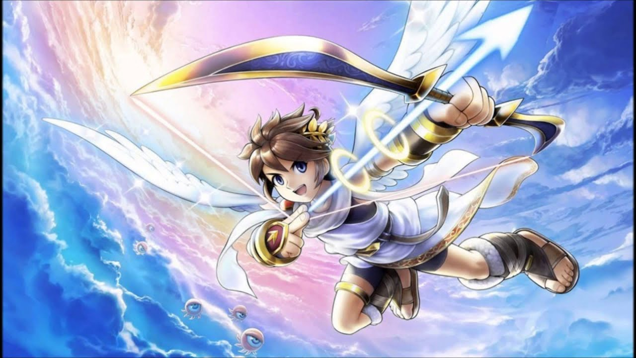 kid icarus uprising ost reset bomb forest youtube