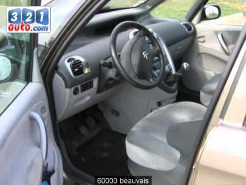 occasion citroen xsara picasso beauvais youtube. Black Bedroom Furniture Sets. Home Design Ideas