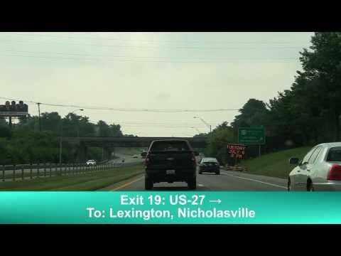 KY-4 Beltway: Lexington, KY
