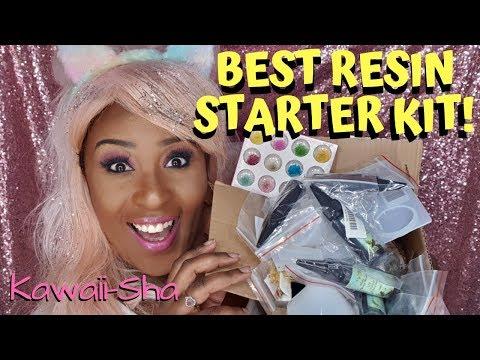 Kawaii-Sha! BEST RESIN STARTER KIT!
