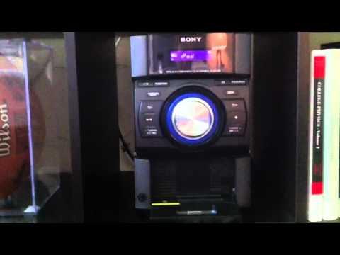 Sony Mini Hi Fi 540W Stereo Review