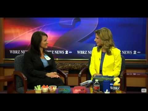 Baton Rouge General Nutritionist Offers Healthy School Lunch Ideas