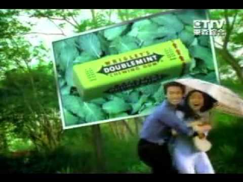 Quảng Cáo Doublemint Gum Rhythm of the rain)   YouTube
