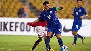 Thailand vs Yemen (AFC U-16 Championship 2016: Group Stage)
