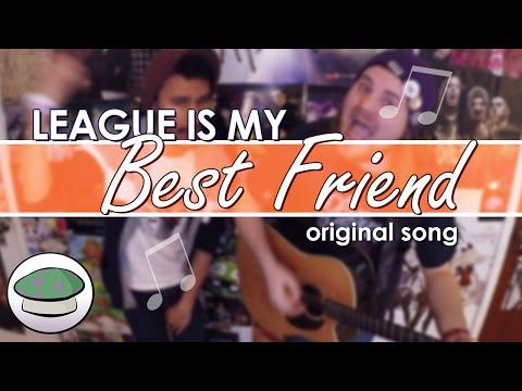 League is My Best Friend (Original Song) - The Yordles