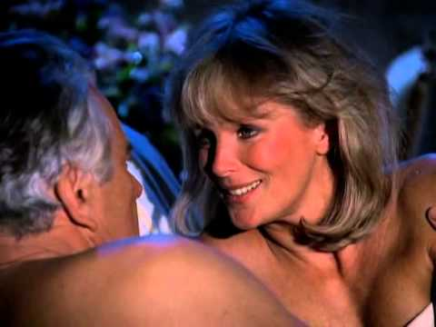 4 11 Linda Evans John Forsythe you stay in this bed