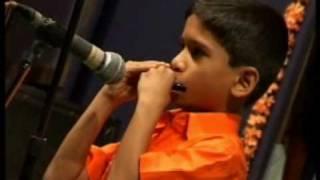Harmonica: Mere Sapanonki Rani by Rajanya Joshi (9 yrs)