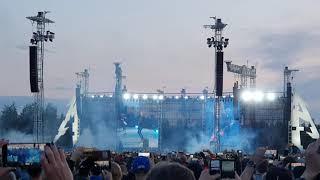 Metallica - Pitkä Kuuma Kesä @ Hämeenlinna, Finland 16.7.2019