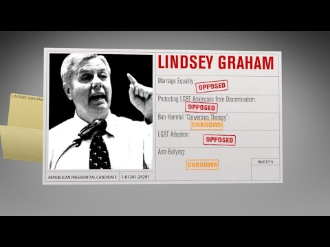 2016 Republican Facts: Lindsey Graham