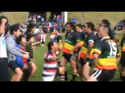 Must see!!!!! Meanest Haka Challenge Ever