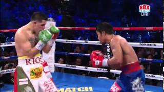 Manny Pacquiao vs Brandon rios full fight HD