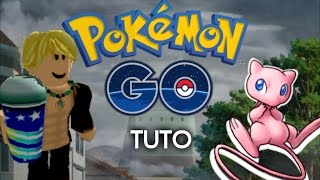 TUTO Pokémon GO: How to Get MEW Roblox UK