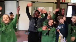 Lipdub welpen Scouting Tono-groep met de kerstwens 2018