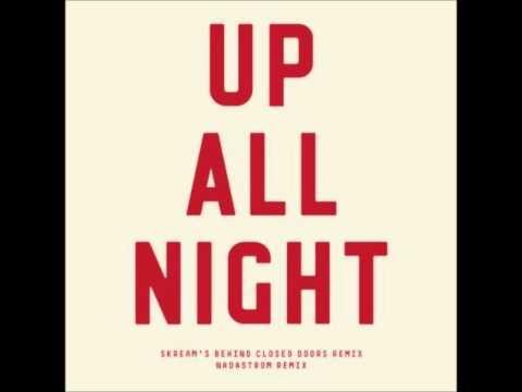 Alex Clare Up All Night Skream Remix HD