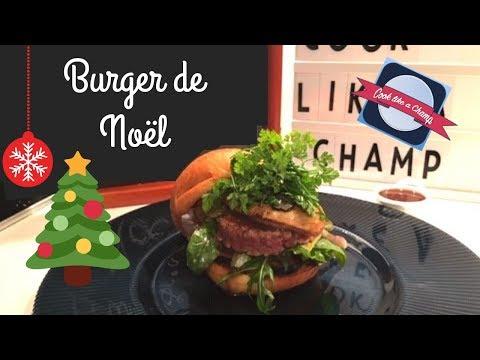 burger-de-noël-aux-truffes-et-foie-gras-🍔🎅🏻🎄