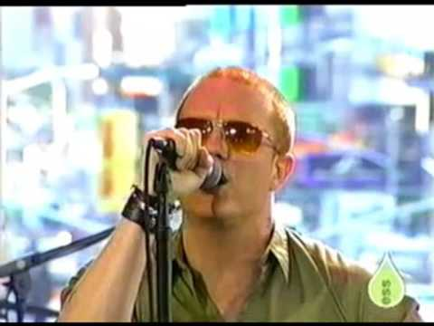 Eve 6 Here's To The Night TRL 2001