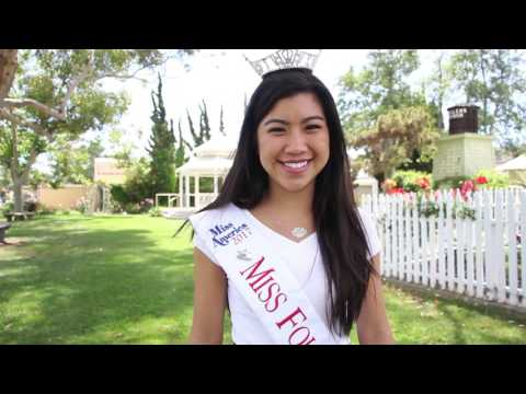 Miss Fountain Valley City Tour