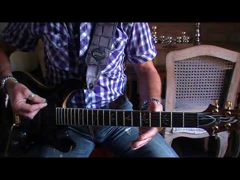 Black Crowes Jealous Again Cover In Open G Youtube