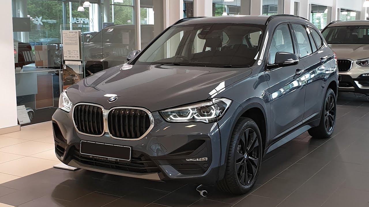 2020 BMW X1 sDrive18i Modell Advantage - YouTube