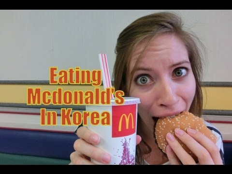 american fast food in korea Research international found that more than half of the population eats fast food once a week with 20 percent eating fast food at least every other day study says fast food remains popular with the average american spending $500 a year on fast food, says alexander kleijngeld.