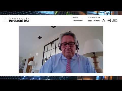 Intervención de Javier Targhetta en el #AndalucíaInvestorsDay 2020 de El Confidencial