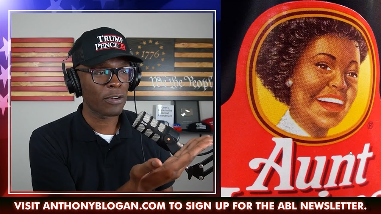 Aunt Jemima & Other Foods With Black Branding Are Now Racist!