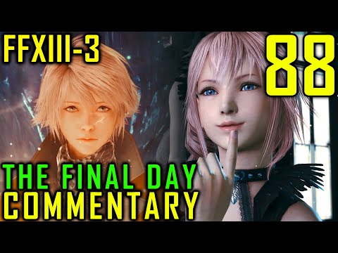 Lightning Returns: Final Fantasy XIII-3 Walkthrough Part 88 - The Final Day Begins