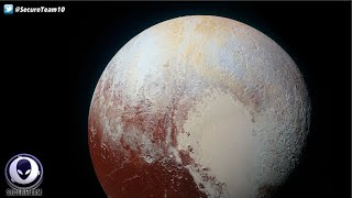 NASA LIES! PLUTO Images From 3 Years Prior To Probe