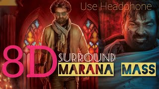 Marana Mass 8D || Petta || Rajinikanth ||VijaySethupathi || Simran || Trisha Krishnan || Anirudh