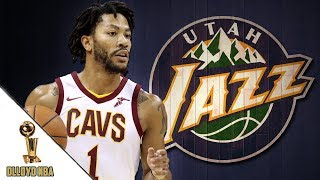 Utah Jazz To Release Former MVP Derrick Rose After Trading For Him!!! Where Will D Rose Land?