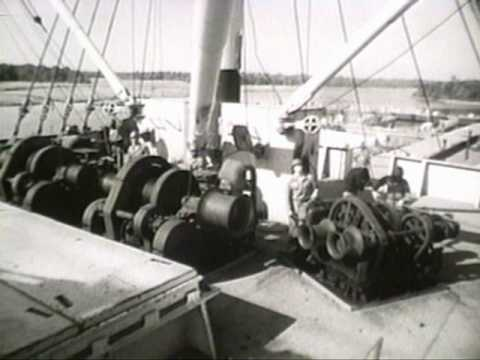 SHIP'S GEAR AND CARGO HANDLING GEAR