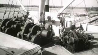 SHIP'S GEAR AND CARGO HANDLING GEAR