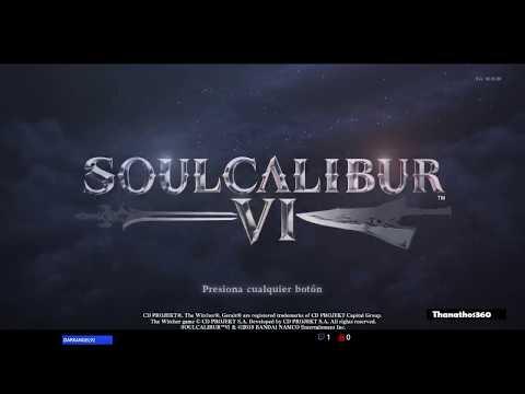 DESCARG4 SOULCALIBUR VI DELUXE EDITION v1.10  Instalación + Gameplay Part 1 |