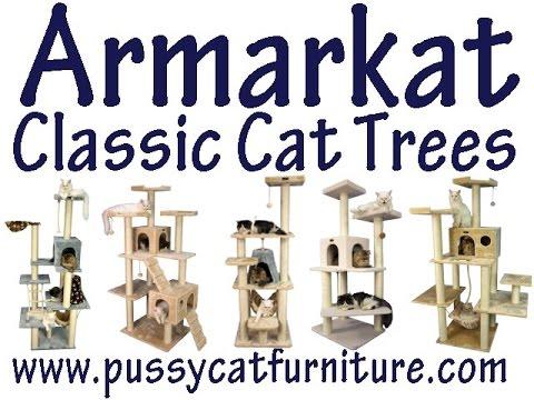 armarkat classic cat tree