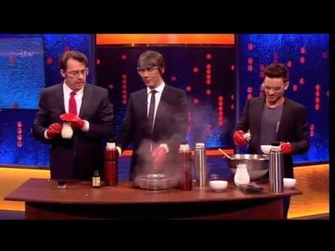"""""""Brian Cox""""On The Jonathan Ross Show Series 5 Ep 9 7 December 2013 Part 4/5"""