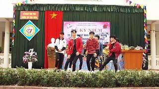 Dance cover cực chất Fire - BTS của nhóm học sinh THPT... Đặc biệt chú ý những giây cuối cùng .