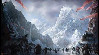 Властелин Колец. Война на Севере: горный перевал (прохождение игры)