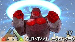 ARK: SURVIVAL EVOLVED - NEW MEGAPITHECUS TAME & DEITY BOSS !!! E17 (MODDED ARK EXTINCTION CORE)