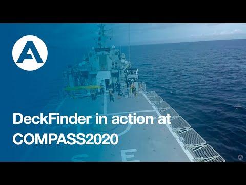 DeckFinder in action at COMPASS2020