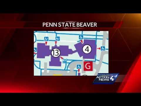 Police update on Penn State Beaver shooting