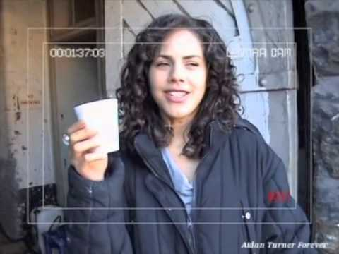 Lenora Crichlow's Being Human Video Diary -Extended