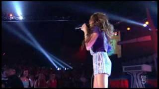 Miley Cyrus - 7 Things Live at Teen Choice Awards 2008