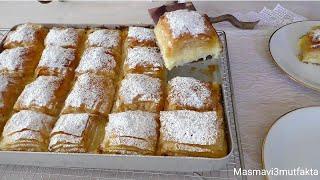 Kolay Laz Böreği Tarifi |Ramazan Tarifleri|▪Masmavi3mutfakta▪